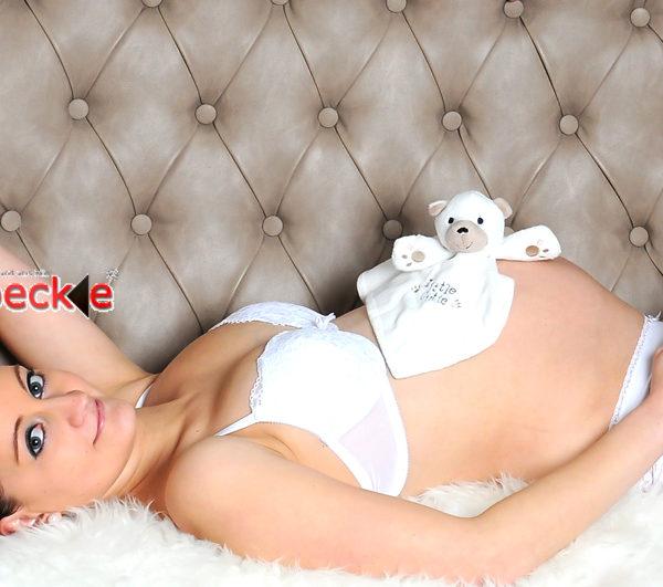 Babybauchfoto